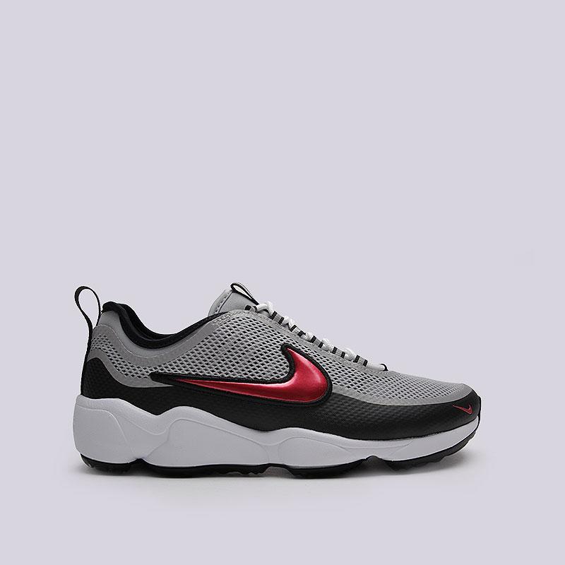 Кроссовки  Nike Sportswear Zoom SPRDNКроссовки lifestyle<br>Пластик, текстиль, резина<br><br>Цвет: Белый<br>Размеры US: 9;9.5;10;10.5;11<br>Пол: Мужской