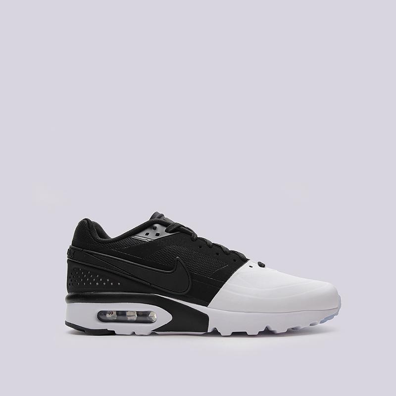 мужские черные кроссовки nike air max bw ultra se 844967-101 - цена,  описание 09b4152a862