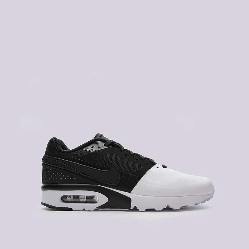 Кроссовки Nike Air Max BW Ultra SEКроссовки lifestyle<br>пластик, текстиль, резина<br><br>Цвет: Черный<br>Размеры US: 8;8.5;11.5<br>Пол: Мужской