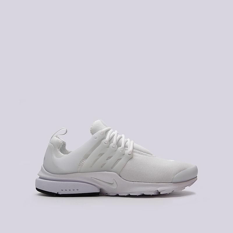 Кроссовки  Nike Sportswear Air Presto EssentialКроссовки lifestyle<br>Текстиль, резина, пластик<br><br>Цвет: Белый<br>Размеры US: 9;11;13<br>Пол: Мужской