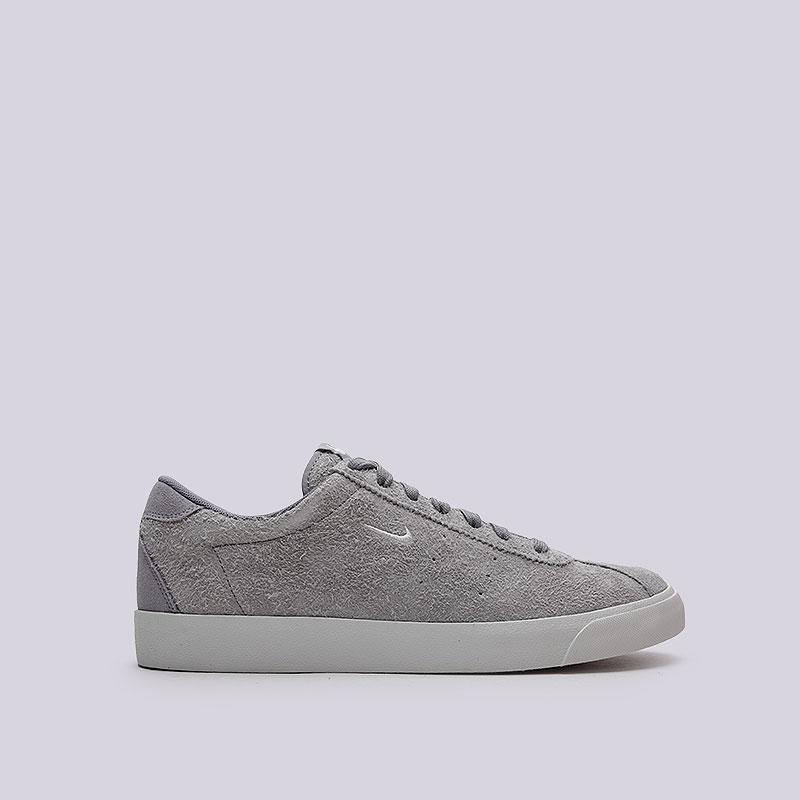 Кроссовки  Nike Match Classic SuedeКроссовки lifestyle<br>Кожа, текстиль, резина<br><br>Цвет: Серый<br>Размеры US: 9.5;11<br>Пол: Мужской