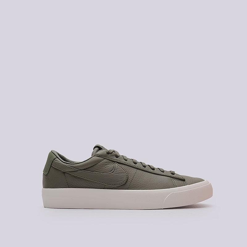 Кроссовки  Nike Sportswear Lab Blazer Studio LowКроссовки lifestyle<br>Кожа, синтетика, резина<br><br>Цвет: Зелёный<br>Размеры US: 8;8.5;9;10;10.5;11;11.5;12<br>Пол: Мужской