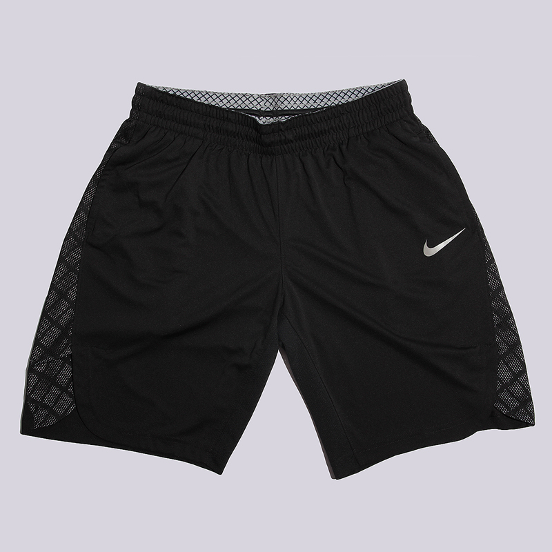 Шорты Nike WMNS EliteШорты<br>100% полиэстер<br><br>Цвет: Черный<br>Размеры US: M;L<br>Пол: Женский
