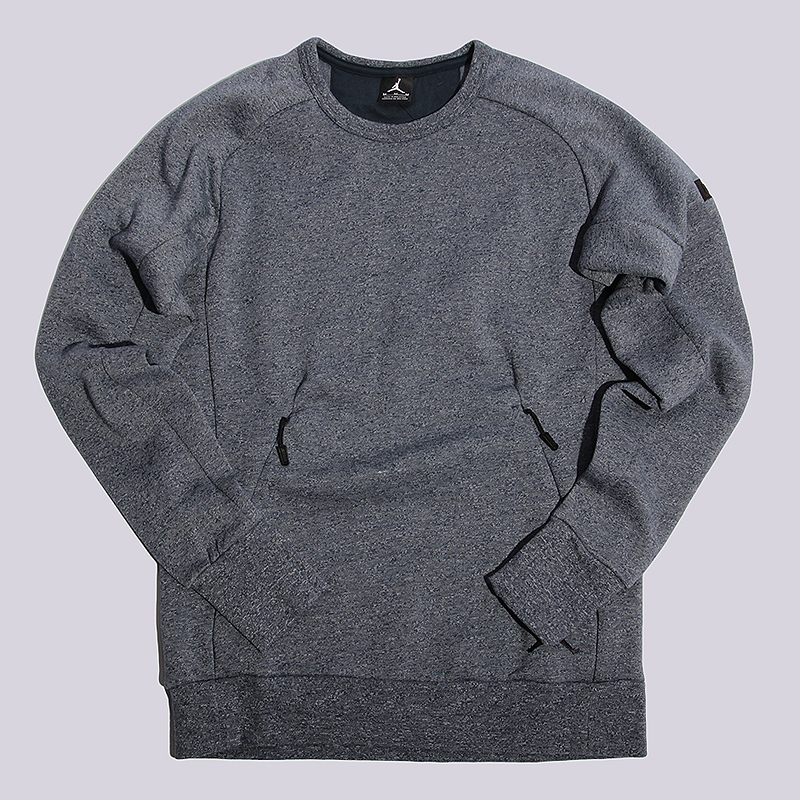 Толстовка Jordan Icon Fleece Crew