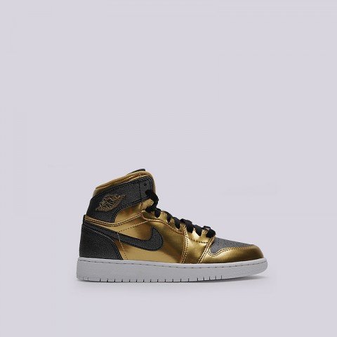 Кроссовки Air Jordan 1 Retro High BHM GG