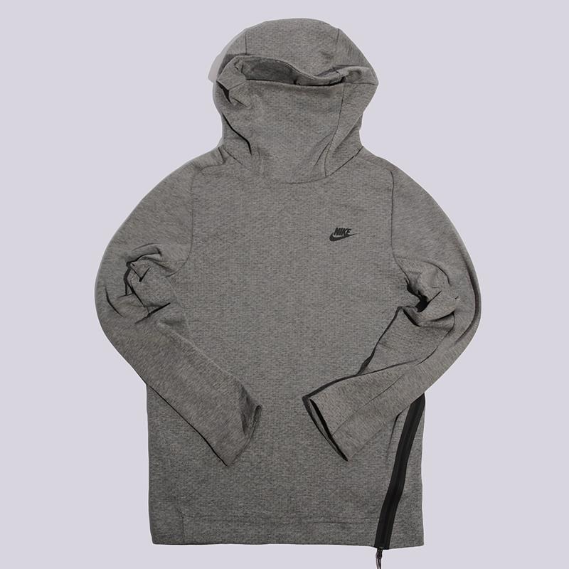 Толстовка Nike Sportswear M NSW TCH FLC Hoodie PO