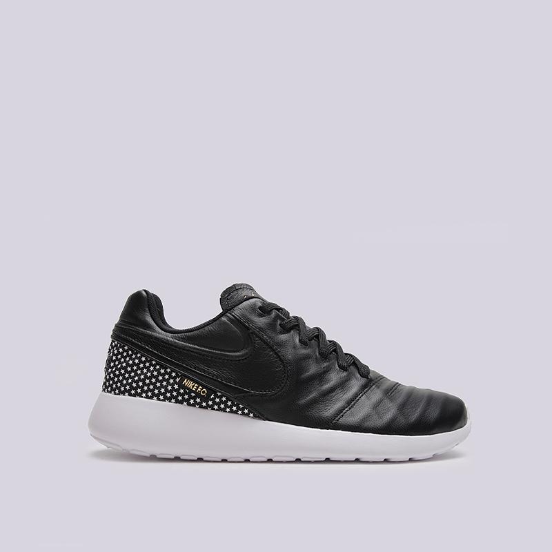 Кроссовки Nike Sportswear Roshe Tiempo VI FCКроссовки lifestyle<br>кожа, текстиль, резина<br><br>Цвет: Черный<br>Размеры US: 8;8.5;9;9.5;10;10.5;11;11.5;12<br>Пол: Мужской