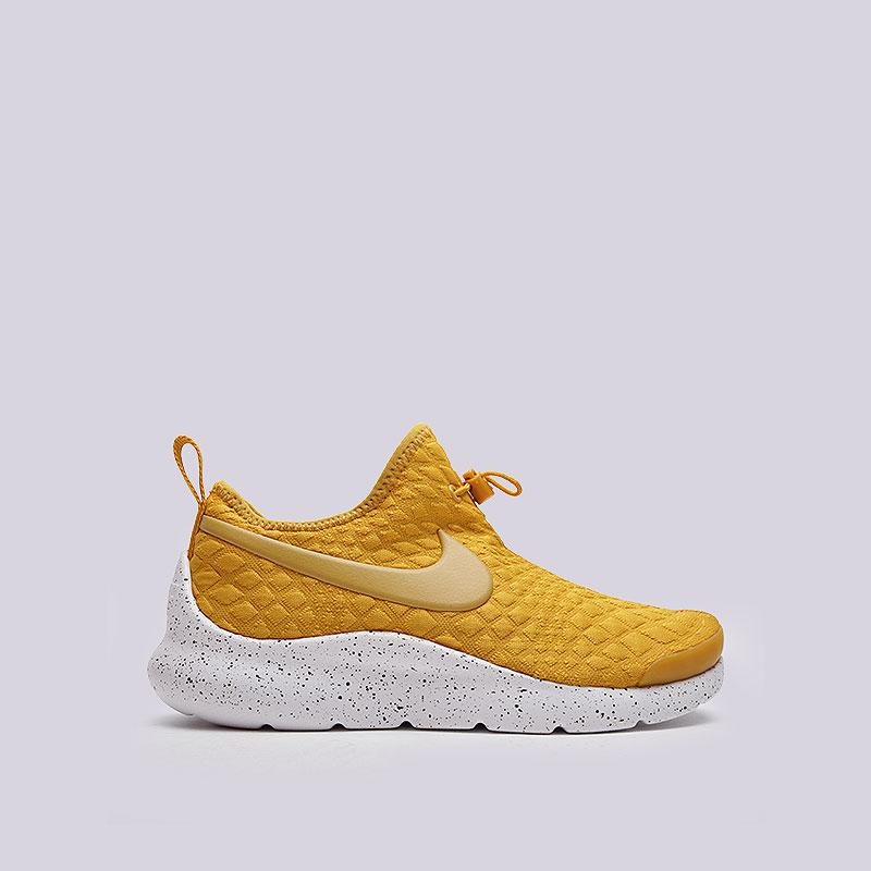 Кроссовки  Nike Sportswear WMNS AptareКроссовки lifestyle<br>Текстиль, резина<br><br>Цвет: Жёлтый, белый<br>Размеры US: 6;6.5;7;7.5;8;8.5<br>Пол: Женский