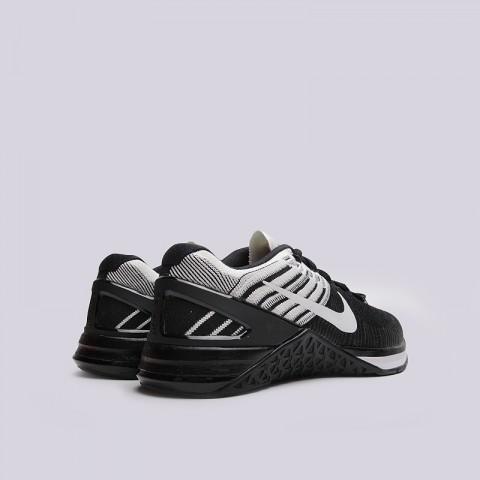 женские черные  кроссовки nike wmns metcon dsx flyknit 849809-001 - цена, описание, фото 3