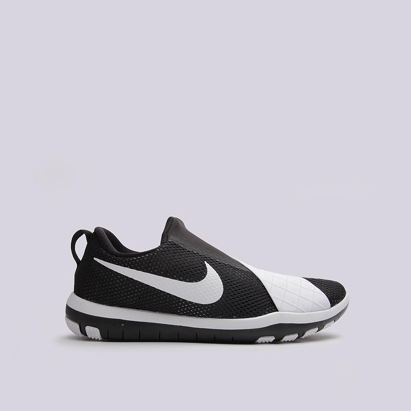 Кроссовки Nike WMNS Free ConnectКроссовки lifestyle<br>текстиль, пластик, резина<br><br>Цвет: Черный<br>Размеры US: 6;6.5;7;7.5;8;8.5<br>Пол: Женский