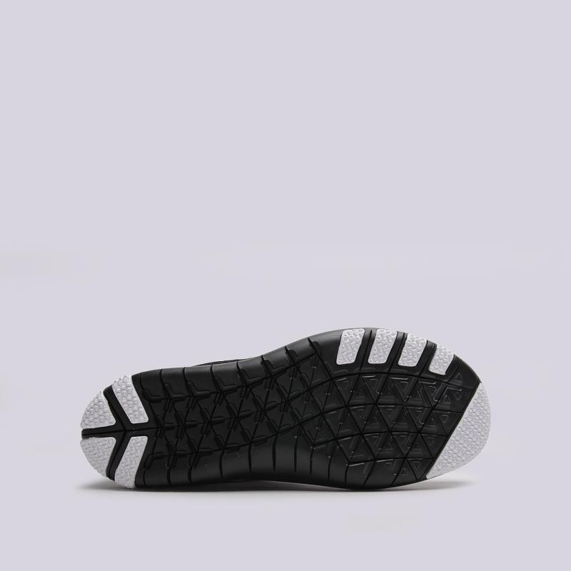 женские черные  кроссовки nike wmns free connect 843966-010 - цена, описание, фото 5