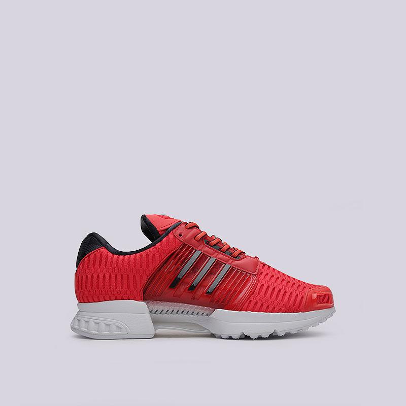 Кроссовки  adidas Originals Climacool 1Кроссовки lifestyle<br>Текстиль, синтетика, резина<br><br>Цвет: Красный<br>Размеры UK: 8;8.5;9;9.5;10.5<br>Пол: Мужской