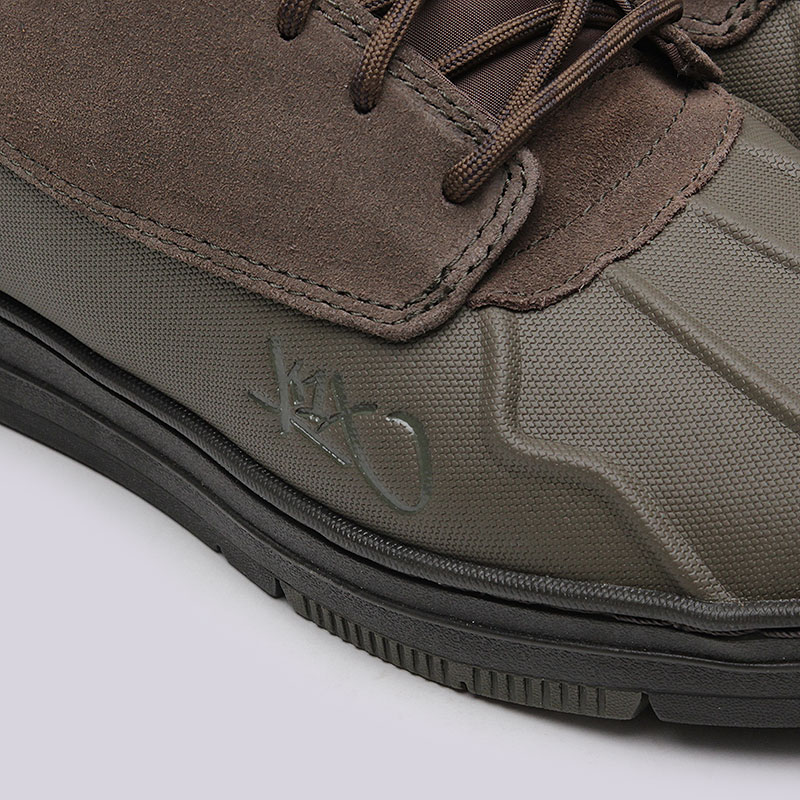 2bffa8b2 мужские зелёные ботинки k1x shellduck 1163-0200/7020 - цена, описание, фото