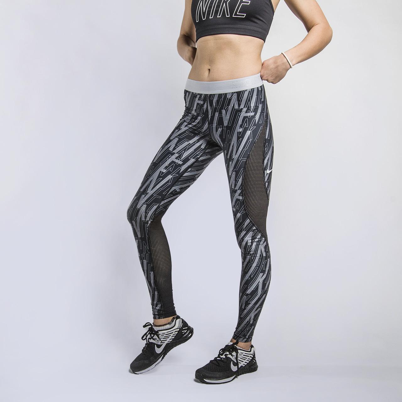 Тайтсы для тренинга Nike HyperCool Graphic Women's Training Tights