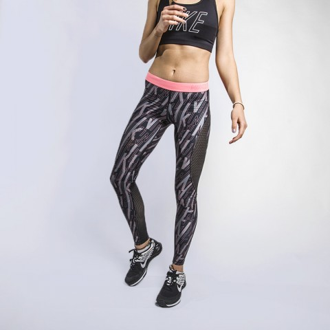 Тайтсы для тренинга Nike HyperCool Graphic Women's Training Tights