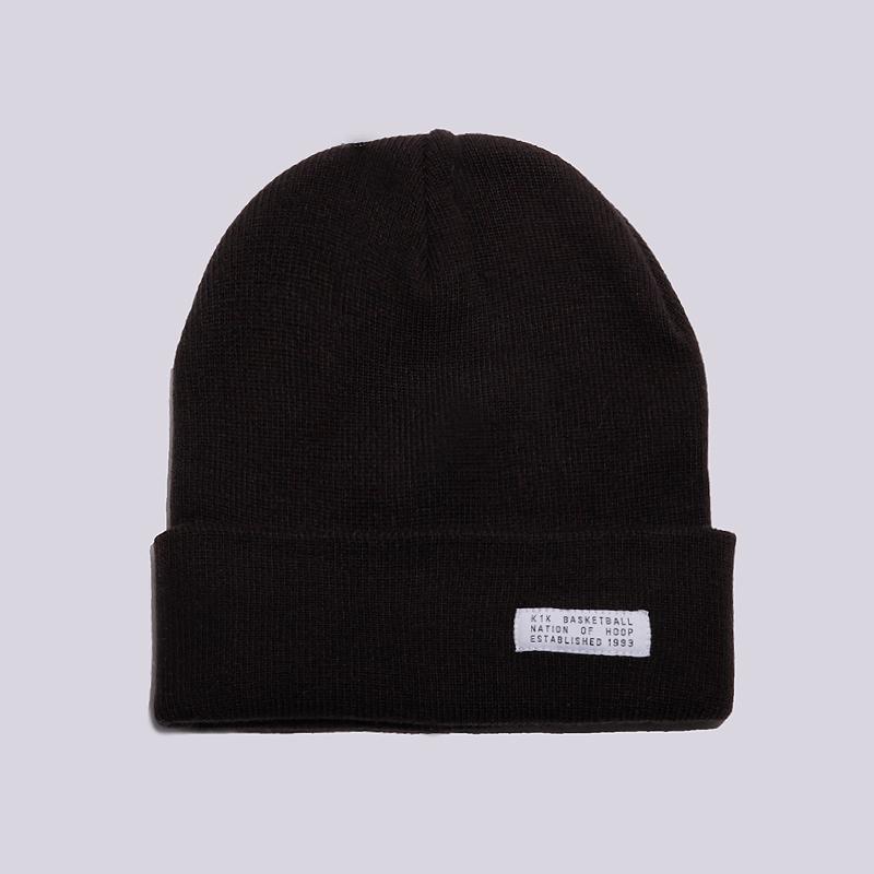 шапка-k1x-authentic-beane