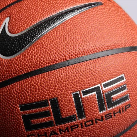 коричневый  мяч №6 nike elite championship 8-panel BB0404-801 - цена, описание, фото 2