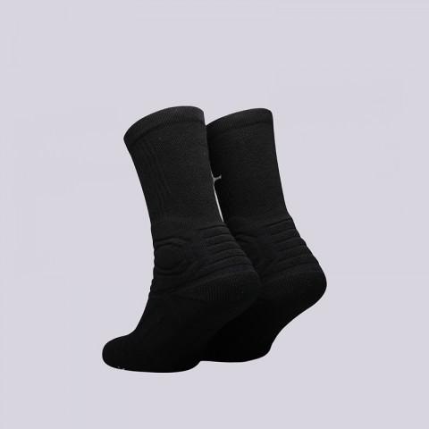 мужские черные  носки jordan ultimate flight crew sock SX5250-014 - цена, описание, фото 2