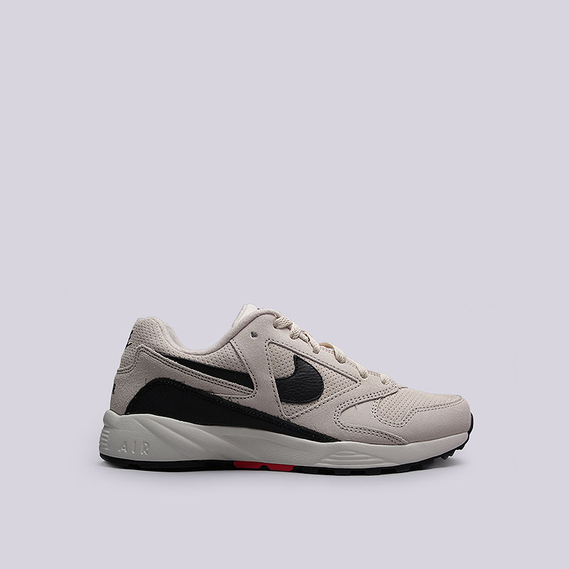 Кроссовки  Nike Sportswear Air Icarus Extra QSКроссовки lifestyle<br>Кожа, текстиль, резина<br><br>Цвет: Кремовый<br>Размеры US: 7.5;8.5;9.5;10;10.5;11<br>Пол: Мужской