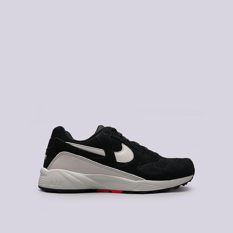 Кроссовки  Nike Sportswear Air Icarus Extra QSКроссовки lifestyle<br>Кожа, текстиль, резина<br><br>Цвет: Чёрный<br>Размеры US: 9.5<br>Пол: Мужской