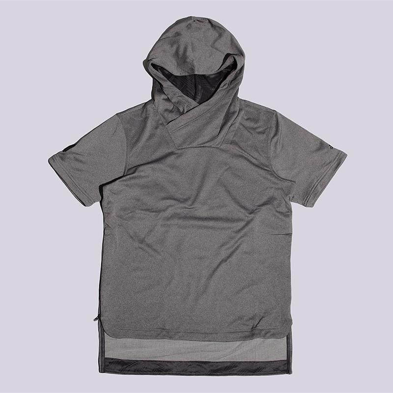 Толстовка adidas Dame SS HoodyТолстовки свитера<br>100% полиэстер<br><br>Цвет: Серый<br>Размеры UK: S<br>Пол: Мужской