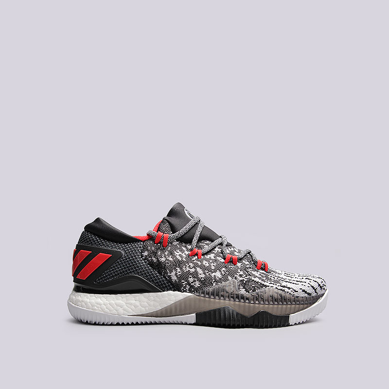 Кроссовки  adidas Crazylight Boost Low 2016