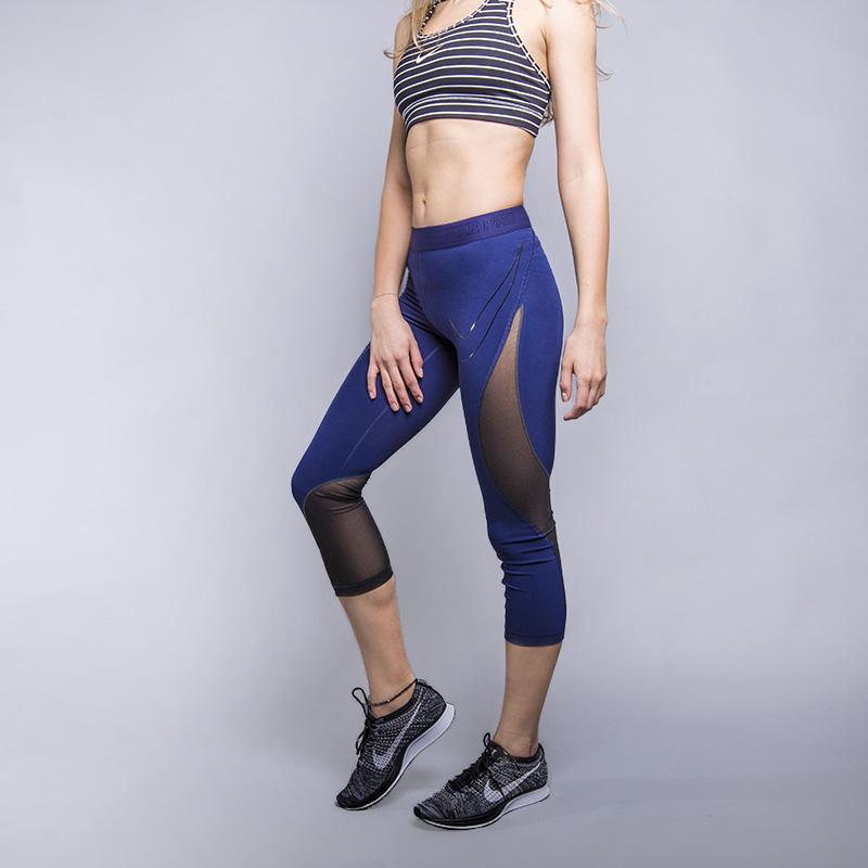 Капри для тренинга Nike NP HPRCL CPRI Woven