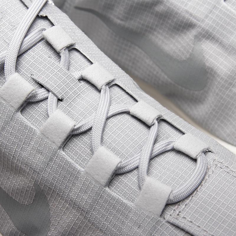 женские серые  кроссовки nike wmns mayfly lite 881197-002 - цена, описание, фото 3