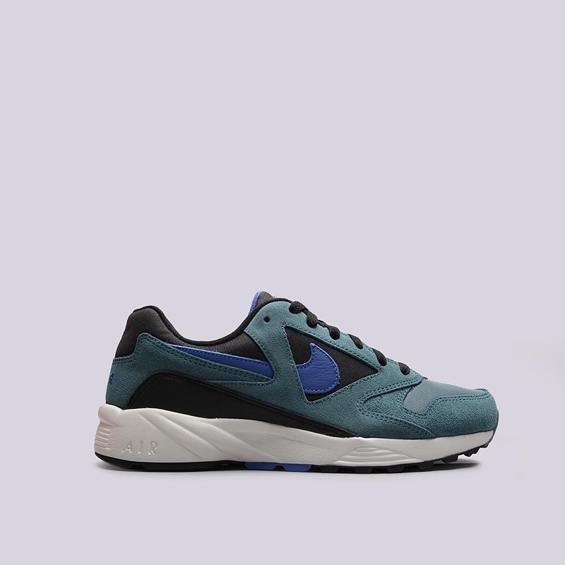Кроссовки Nike Sportswear Air Icarus Extra QSКроссовки lifestyle<br>кожа, текстиль, резина<br><br>Цвет: Черный<br>Размеры US: 7.5;8;8.5;9;9.5;10.5;11;12<br>Пол: Мужской