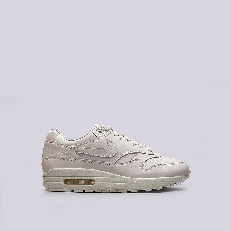 Кроссовки  Nike Sportswear Lab Air Max 1 PinnacleКроссовки lifestyle<br>Кожа, текстиль, резина<br><br>Цвет: Белый<br>Размеры US: 7.5;8;8.5;9;9.5;10;10.5;11;11.5;12<br>Пол: Мужской