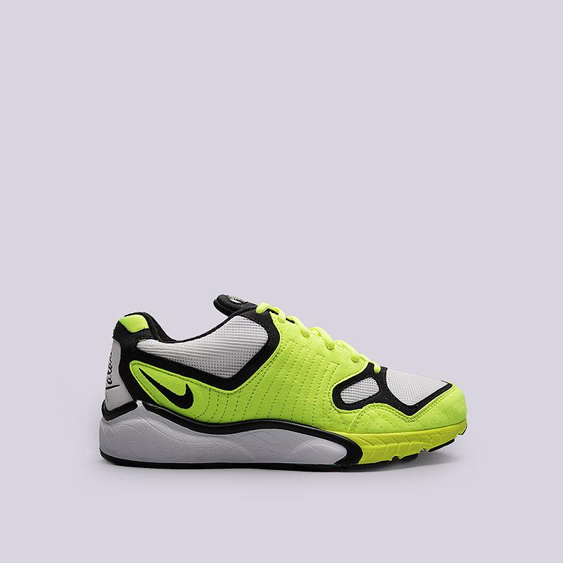 Кроссовки Nike Sportswear Air Zoom Talaria `16Кроссовки lifestyle<br>Текстиль, резина, пластик<br><br>Цвет: Салатовый, белый<br>Размеры US: 8.5;9<br>Пол: Мужской