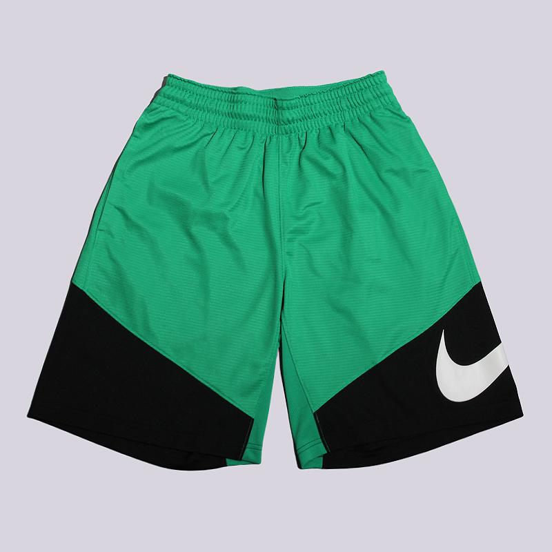 Шорты Nike M NK Short HBRШорты<br>полиэстер<br><br>Цвет: Зеленый<br>Размеры US: M<br>Пол: Мужской