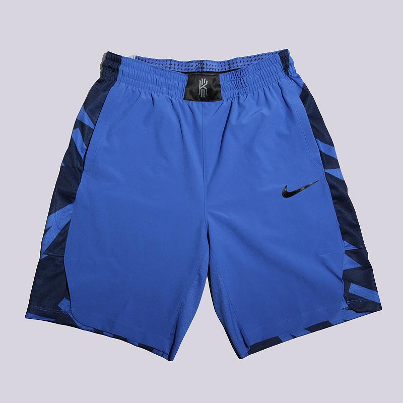Шорты Nike Kyrie M NK FLX Short HPRELTШорты<br>полиэстер, эластан<br><br>Цвет: Синий<br>Размеры US: XL<br>Пол: Мужской