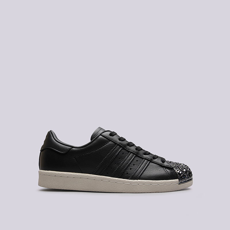 Кроссовки adidas Superstar 80S 3D MT WКроссовки lifestyle<br>кожа, текстиль, резина<br><br>Цвет: Черный<br>Размеры UK: 7.5;8<br>Пол: Женский