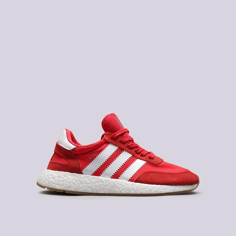 Кроссовки adidas Originals Inki RunnerКроссовки lifestyle<br>кожа, текстиль, резина<br><br>Цвет: Красный<br>Размеры UK: 7;7.5;8;8.5;9;9.5;10;10.5;11<br>Пол: Мужской