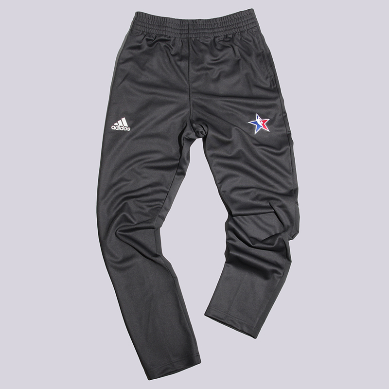 Брюки adidas AS PantБрюки и джинсы<br>полиэстер<br><br>Цвет: Серый<br>Размеры UK: S;M;XL;2XL<br>Пол: Мужской