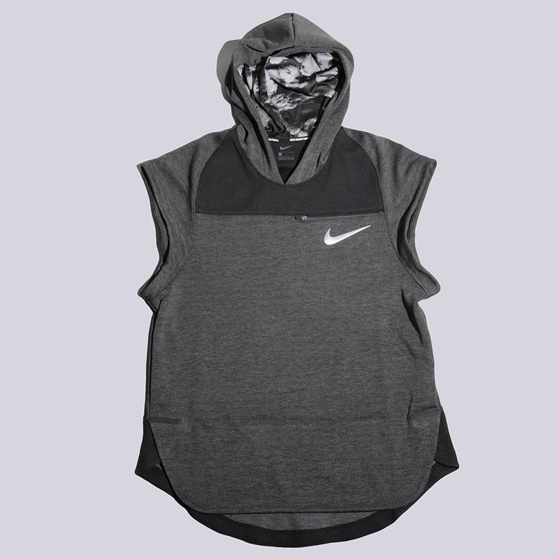 Толстовка Nike M Hoodie SL MVP ASWТолстовки свитера<br>полиэстер<br><br>Цвет: Черный<br>Размеры US: M<br>Пол: Мужской