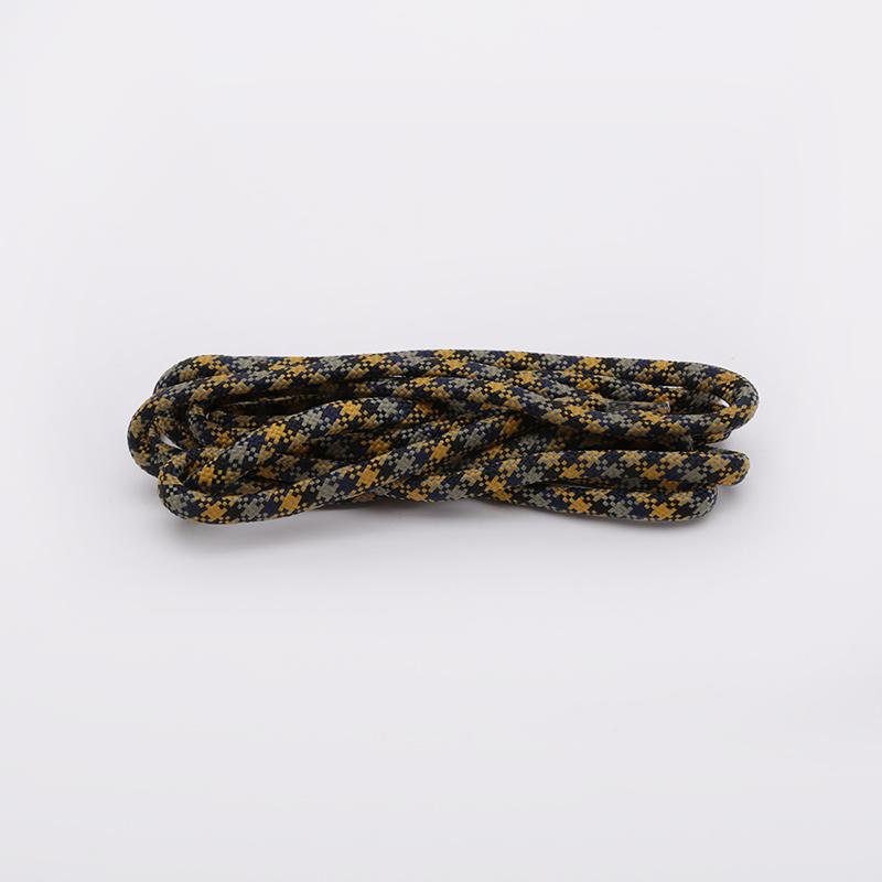оливковые, чёрные, жёлтые  шнурки sneakerhead x maggi gad SNK ОЛИВ/ЧЕРН/ЖЕЛТ - цена, описание, фото 1