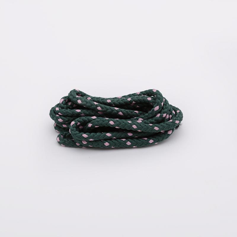 зелёные, розовые  шнурки sneakerhead x maggi gad SNK ЗЕЛ/РОЗ - цена, описание, фото 1