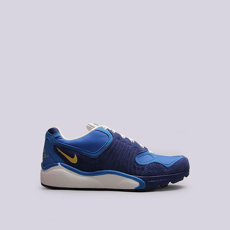 Кроссовки Nike Sportswear Air Zoom Talaria `16Кроссовки lifestyle<br>Текстиль, резина, пластик<br><br>Цвет: Синий<br>Размеры US: 8<br>Пол: Мужской