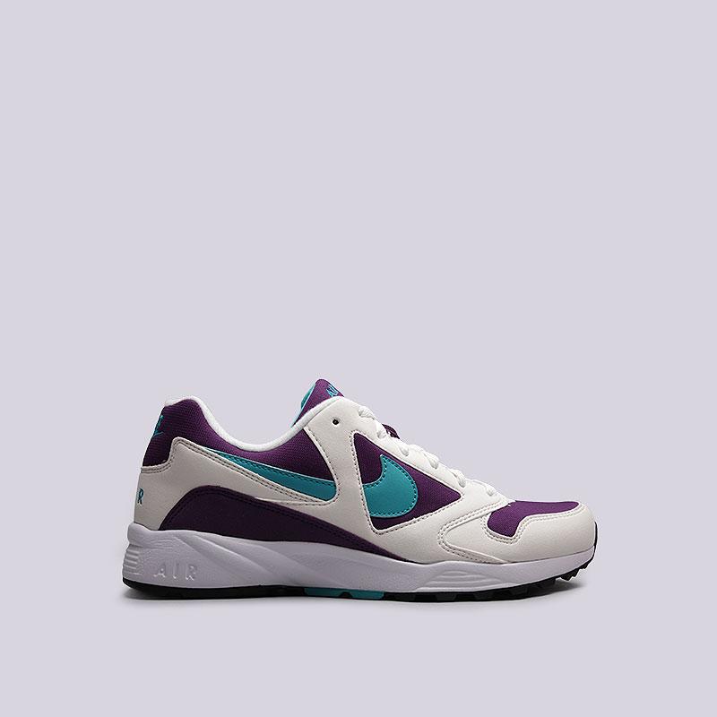 Кроссовки  Nike Sportswear Air Icarus ExtraКроссовки lifestyle<br>Текстиль, резина<br><br>Цвет: Белый, фиолетовый<br>Размеры US: 11<br>Пол: Мужской