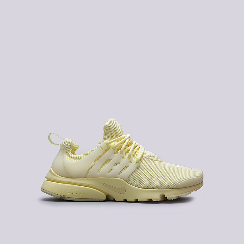 Кроссовки Nike Sportswear Air Presto Ultra BRКроссовки lifestyle<br>пластик, текстиль, резина<br><br>Цвет: Желтый<br>Размеры US: 11<br>Пол: Мужской