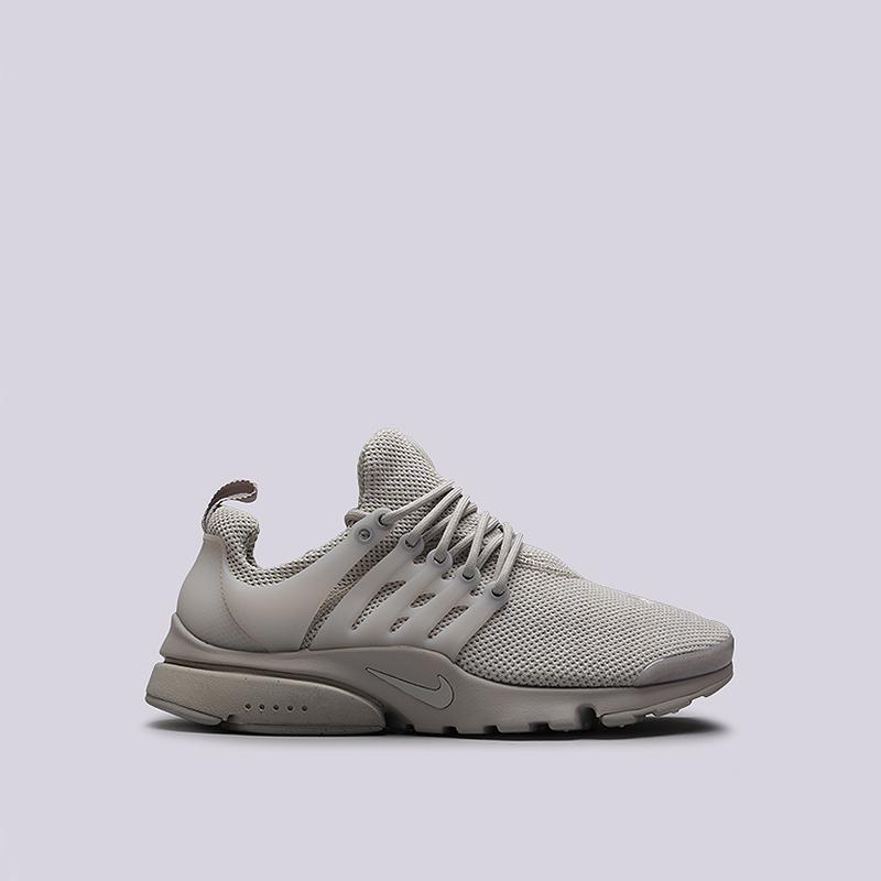 Кроссовки Nike Air Presto Ultra BRКроссовки lifestyle<br>пластик, текстиль, резина<br><br>Цвет: Серый<br>Размеры US: 8<br>Пол: Мужской