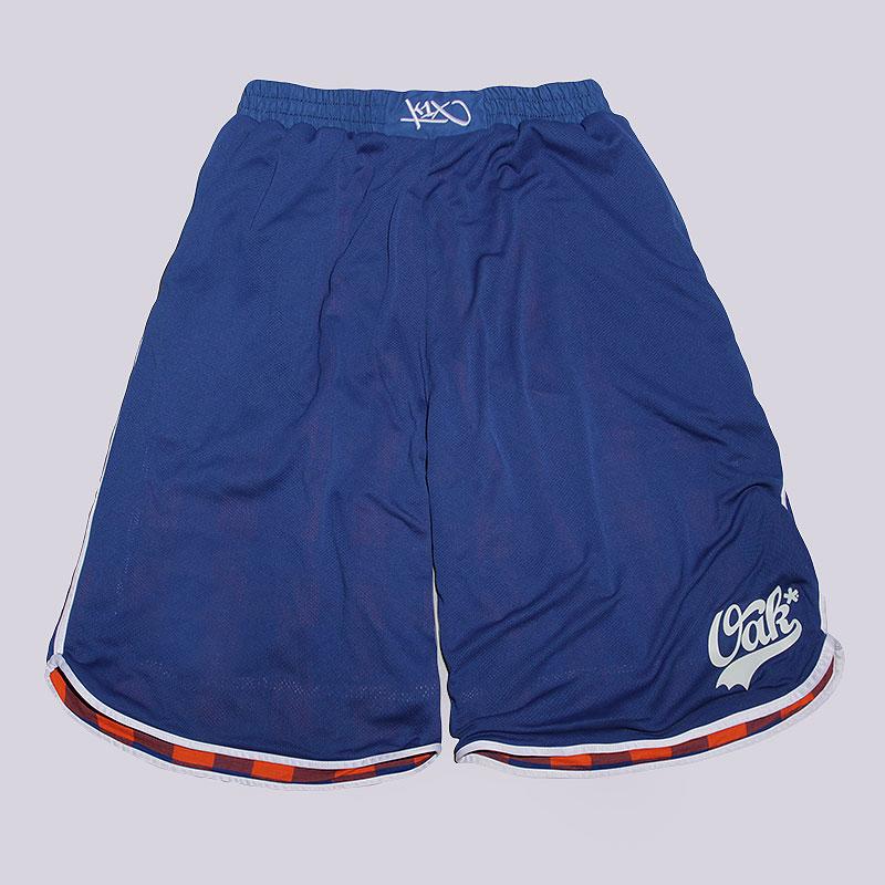 Шорты K1X Lumber Chek Reversible Shorts