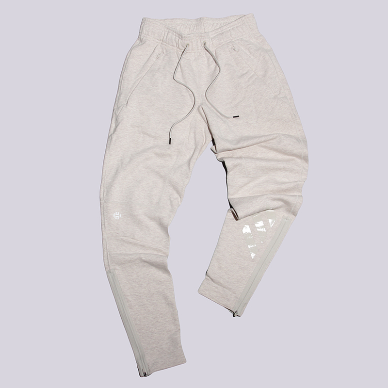 Брюки adidas Harden MVP PantБрюки и джинсы<br>100% хлопок<br><br>Цвет: Бежевый<br>Размеры UK: XL<br>Пол: Мужской
