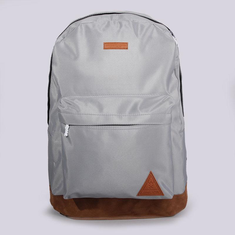 Рюкзак True spin TagСумки, рюкзаки<br>Нейлон<br><br>Цвет: Серый<br>Размеры : OS