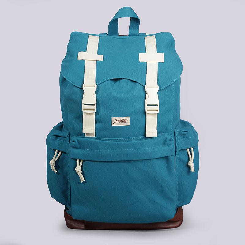 Рюкзак Запорожец heritage DaypackСумки, рюкзаки<br>Хлопок<br><br>Цвет: Голубой, коричневый<br>Размеры : OS