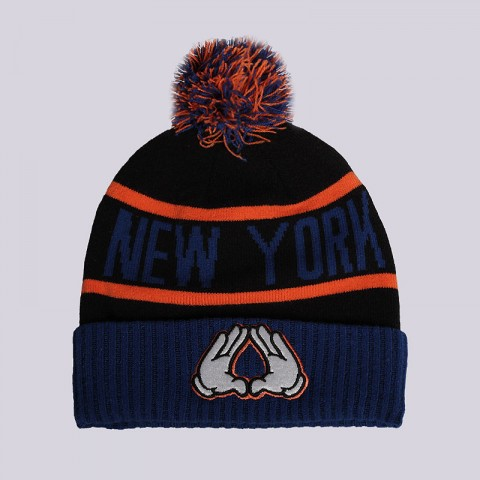Шапка Cayler & sons C&S New York Pom Beanie
