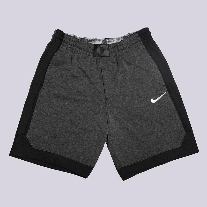 Шорты Nike M Short ASWШорты<br>87% полиэстер, 13% вискоза<br><br>Цвет: Серый<br>Размеры US: M;XL<br>Пол: Мужской