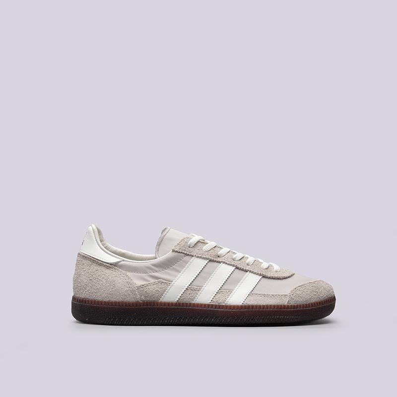 Кроссовки adidas Originals Wensley SPZLКроссовки lifestyle<br>кожа, текстиль, резина<br><br>Цвет: Серый<br>Размеры UK: 8;9.5;11<br>Пол: Мужской